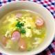 プレートレシピから〜キャベツと卵のコンソメスープ〜